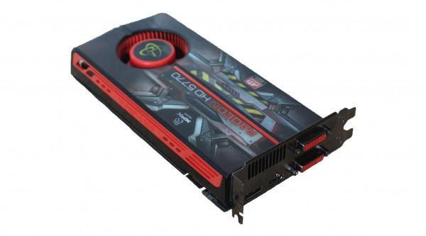 ATI Radeon HD 5770 1GB Grafikkarte für Mac Pro 1.1, 2.1, 3.1, 4.1 & 5.1 - mit Bootscreen