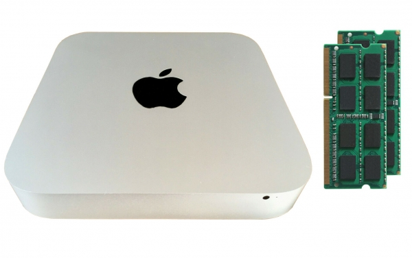 Mac mini (2009 - 2018) Arbeitsspeicher/RAM