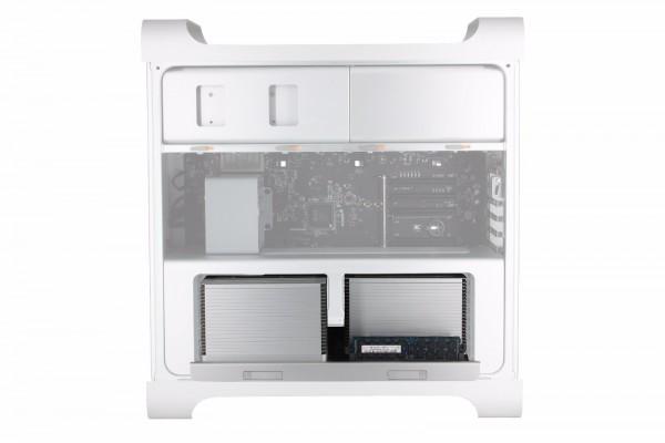 Mac Pro 4.1 & 5.1 Dual-Tray-Upgrade/Aufrüstung