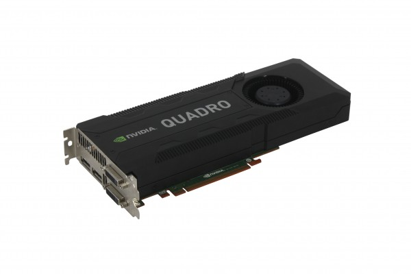 Nvidia GeForce Quadro K5000 4GB Grafikkarte für Mac Pro 3.1 (2008), 4.1 (2009) & 5.1 (2009, 2010 + 2