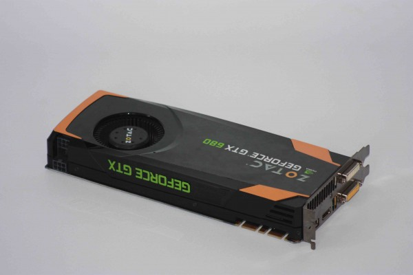 Nvidia GeForce GTX 680 4GB Grafikkarte für Mac Pro 3.1 (2008), 4.1 (2009) & 5.1 (2009, 2010 + 2012)