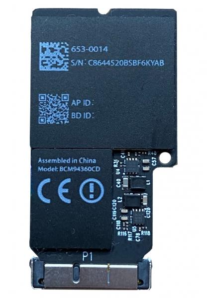 Apple Mac Pro 5.1 (2009 - 2012) WiFi/WLAN & Bluetooth 4.0 Kit - Catalina Big Sur